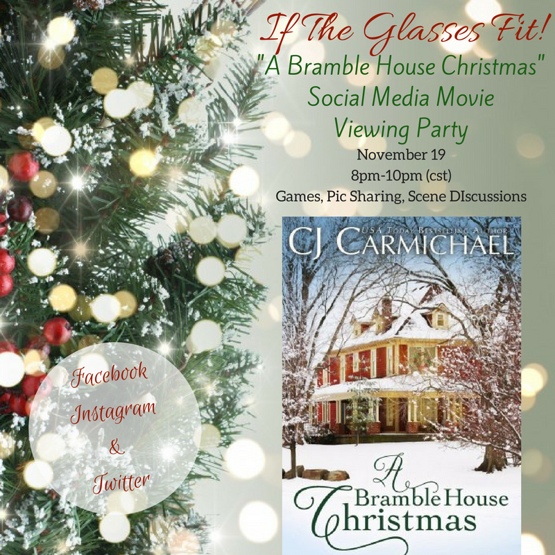 Bramble House Christmas.A Bramble House Christmas Book And Movie Event If The
